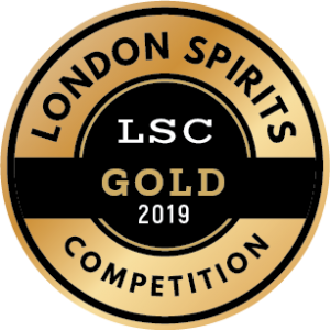 London Spirits Gold Award 2019